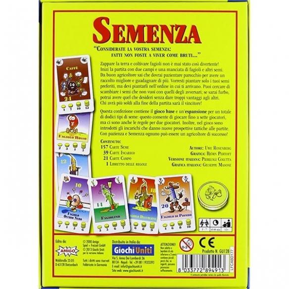 Semenza Giochi Semplici e Family Games