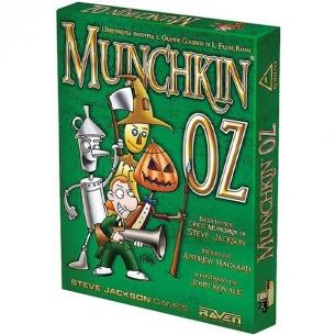 Munchkin - Oz Party Games
