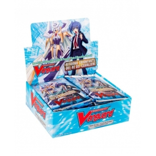 CARDFIGHT!! VANGUARD - RITORNO TRIONFANTE DEL RE DEI CAVALIERI - DISPLAY 30 BUSTE ITALIANO CardFight Vanguard 59,90 €