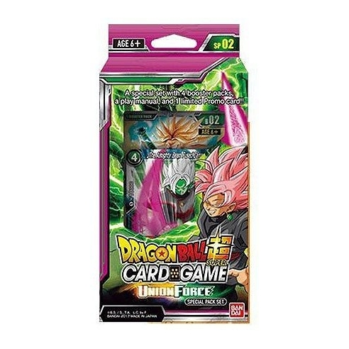Union Force Special Pack Set (ENG) Dragon Ball Super Card Game
