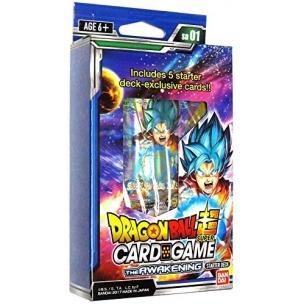 BADANAI - DRAGONBALL SUPER STARTER DECK 01 Bandai 15,90€