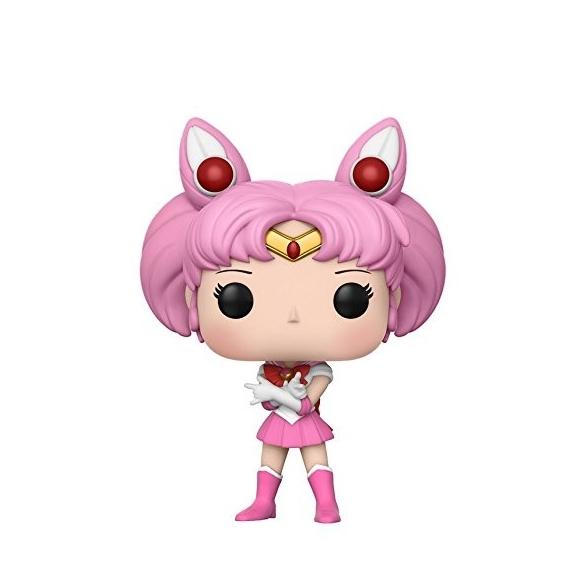 Funko Pop 295 - Sailor Chibi Moon - Sailor Moon Funko