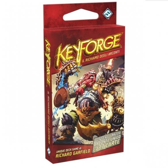 Keyforge - Il Richiamo degli Arconti - Mazzo Keyforge