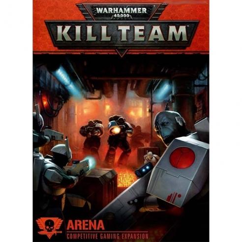 Kill Team - Arena - Espansione Per Il Gioco Competitivo (ENG) Regolamenti