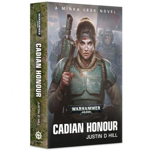 Cadian Honour - Libro Warhammer 40k (ENG) Black Library