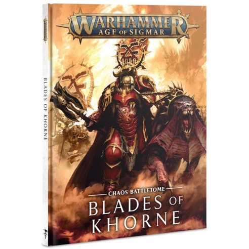 Battletome - Blades of Khorne (ENG) Battletome