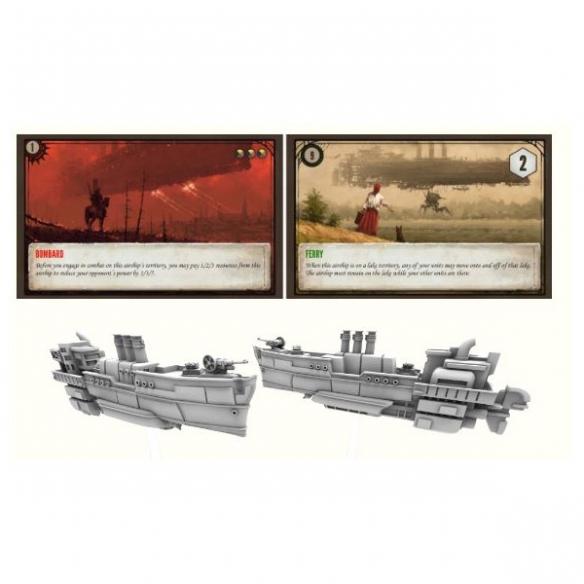 Scythe - The Wind Gambit (Espansione) Giochi per Esperti