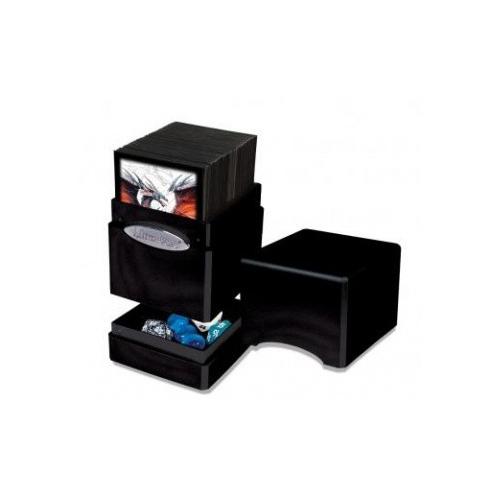 Ultra Pro - Satin Tower - Hi-Gloss Midnight Deck Box