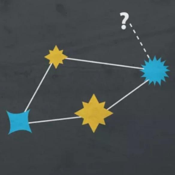 Mappe Stellari Giochi Semplici e Family Games
