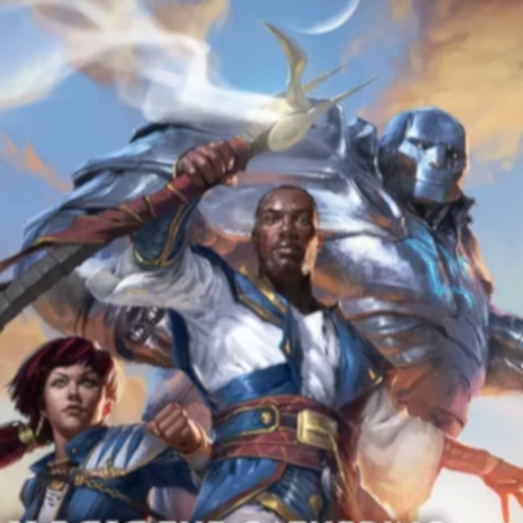 Heroes Of Dominaria - Magic The Gathering Board Game (ENG) Giochi per Esperti
