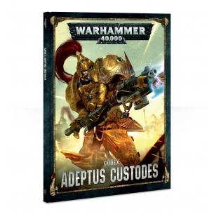 Codex: Adeptus Custodes [ITALIANO]  - Warhammer 40k 25,00€
