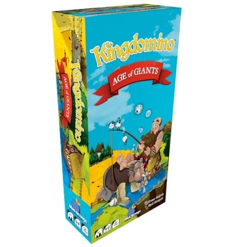 Kingdomino - Age Of Giants (Espansione) Giochi Semplici e Family Games