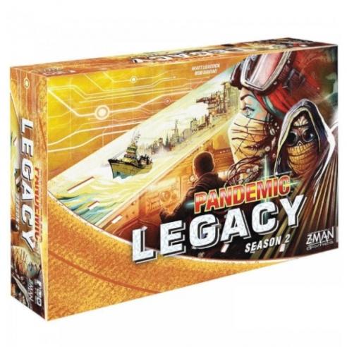 Pandemic Legacy - Season 2 (Scatola Gialla) Giochi per Esperti