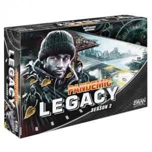 Pandemic Legacy - Season 2 (Scatola Nera) Giochi per Esperti