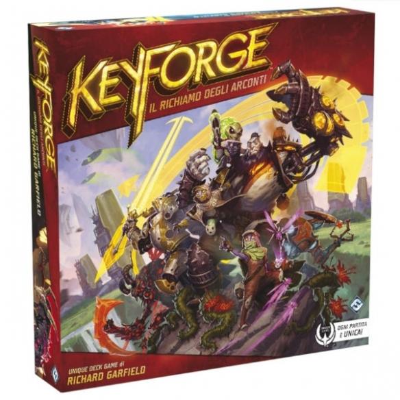 Keyforge - Il Richiamo degli Arconti - Starter Set Keyforge