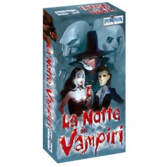 La Notte Dei Vampiri Party Games