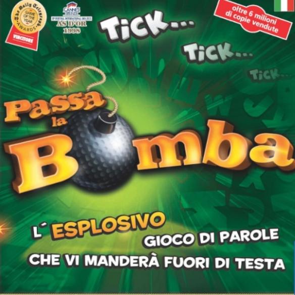 Passa La Bomba Party Games