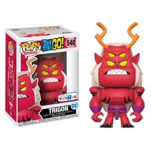 Funko Pop 540 - Trigon EXCLU - Teen Titans Go!  - Funko 17,90 €