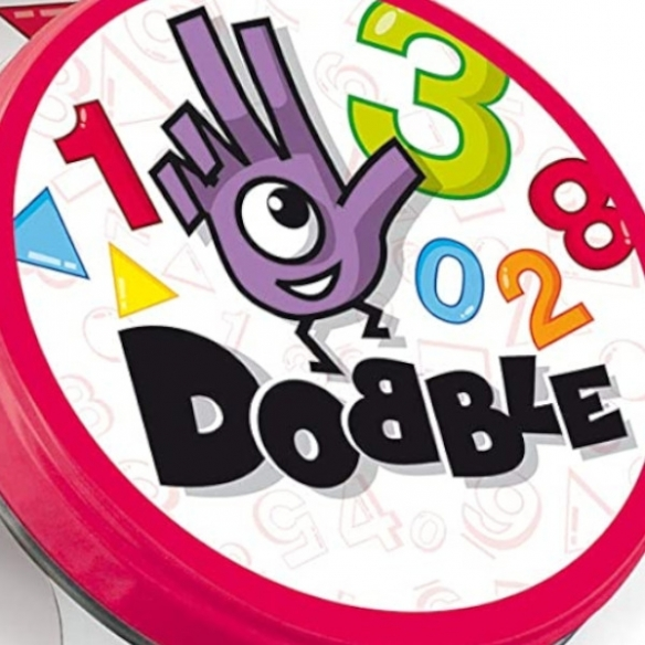 Dobble 123 Party Games