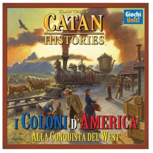 Catan Histories - I Coloni D'america Grandi Classici