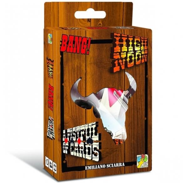 Bang! - High Noon + A Fistful Of Cards (Espansione) Giochi di Carte