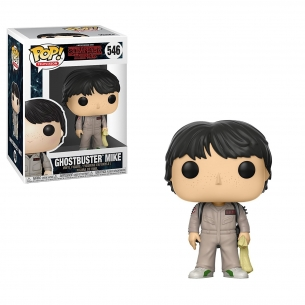 Funko Pop 546 - Ghostbuster Mike - Stranger Things  - Funko 14,90 €