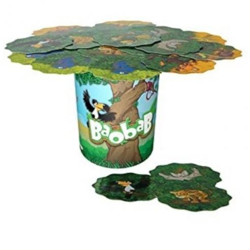 Baobab Destrezza e Abilità