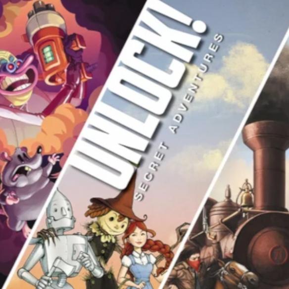 Unlock! 3 - Secret Adventures Investigativi e Deduttivi