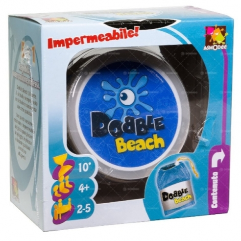 Dobble Beach Party Games