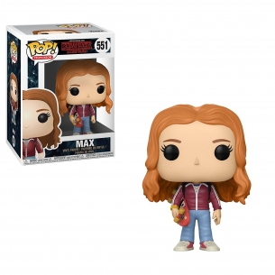 Funko Pop 551 - Max with Skate - Stranger Things Funko 14,90 €