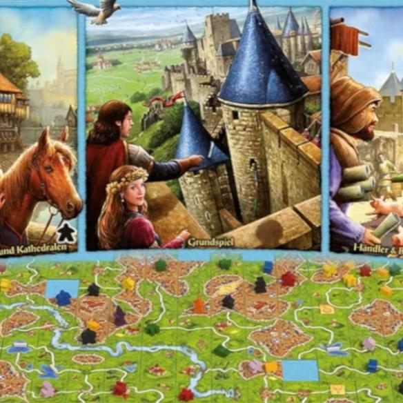 Carcassonne - Big Box Grandi Classici
