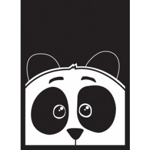 Panda - Legion Standard Size - 50 bustine protettive Legion 4,00€