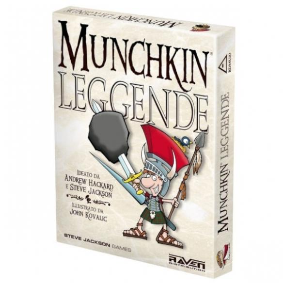 Munchkin - Leggende Party Games