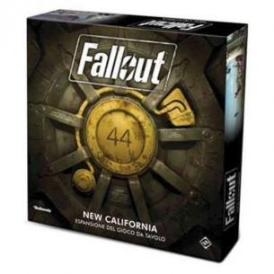 Fallout - New California (Espansione) Giochi per Esperti