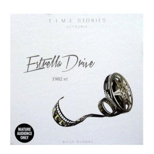 T.I.M.E Stories - Estrella Drive (Espansione) Investigativi e Deduttivi
