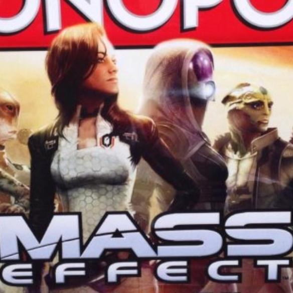 Monopoly - Mass Effect Grandi Classici