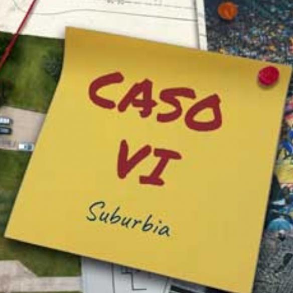 Detective - Sulla Scena Del Crimine - Suburbia (Espansione) Investigativi e Deduttivi