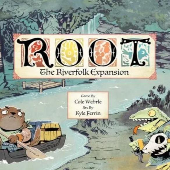 Root + Root - La Compagnia Del Fiume (Bundle) Giochi per Esperti