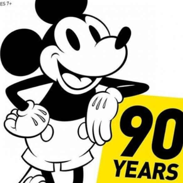 Mickey - The True Original - 90° Anniversario (Scacchiera Edizione da Collezione) Giochi da Due