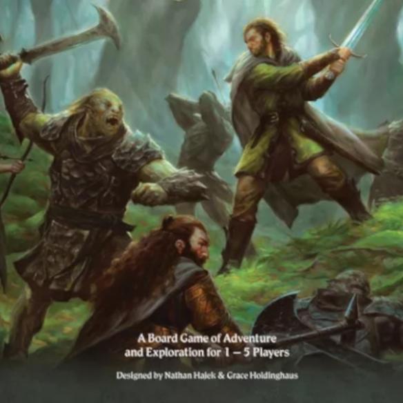 Il Signore Degli Anelli - Viaggi Nella Terra Di Mezzo Giochi per Esperti