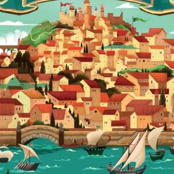 Coimbra Giochi per Esperti