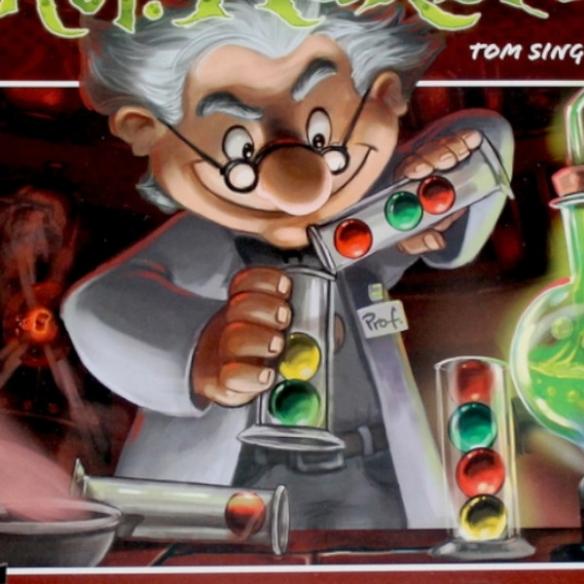 Prof. Marbles Giochi Semplici e Family Games