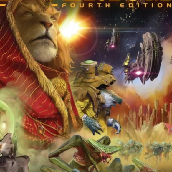Twilight Imperium - Quarta Edizione Giochi per Esperti