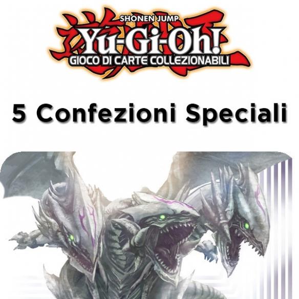 5x Fantasmi dal Passato - Confezione Speciale (ITA - 1a Edizione) Tin e Confezioni Speciali