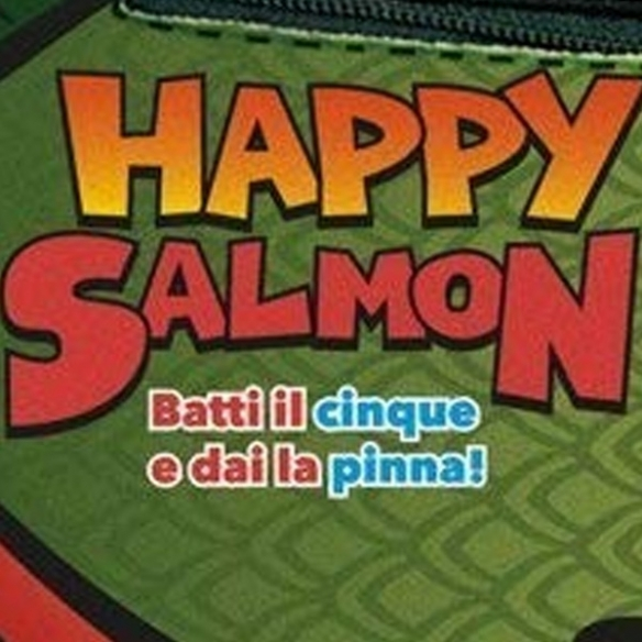 Happy Salmon Party Games