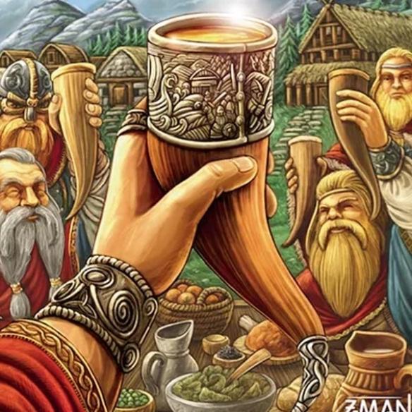 La Festa Per Odino Giochi per Esperti