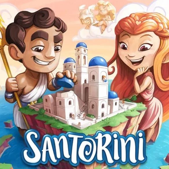 Santorini Grandi Classici