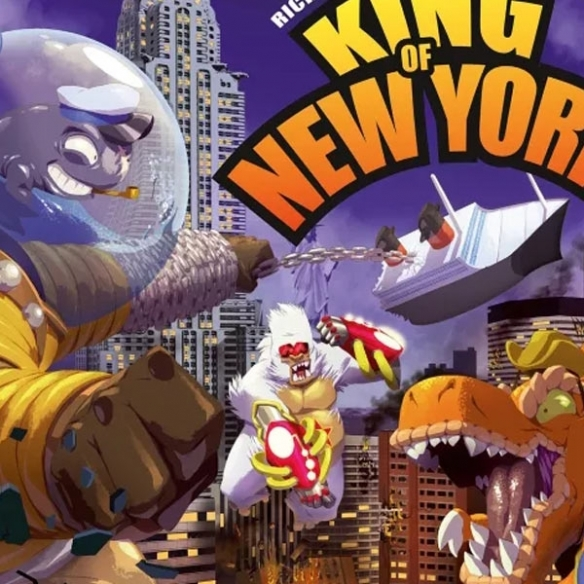 King Of New York Giochi Semplici e Family Games