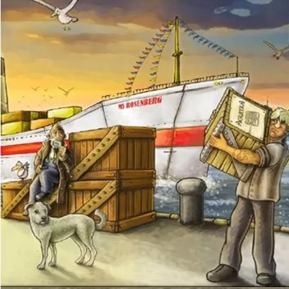 Le Havre (Edizione Speciale) Giochi per Esperti