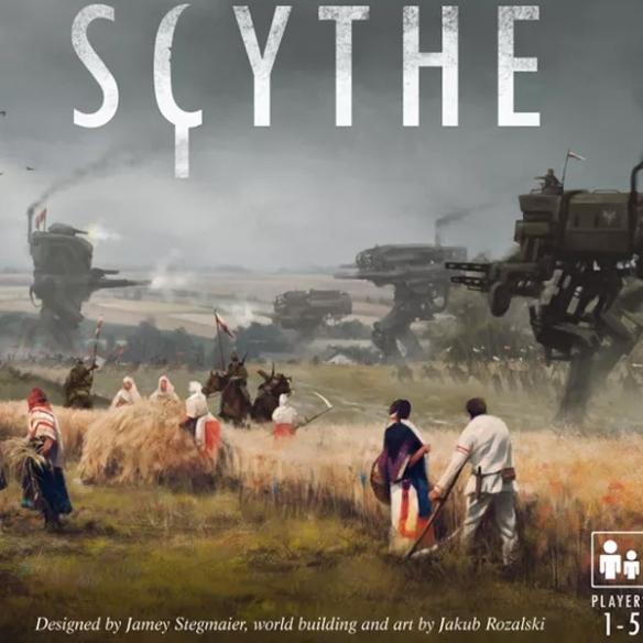 Scythe Giochi per Esperti